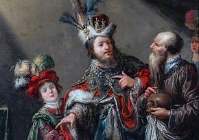 Selektives Zuhören – Legende von König Krösus